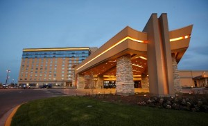 Wildhorse Casino in Pendleton, Oregon